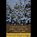 A More Unbending Battle: The Harlem Hellfighter's Struggle for Freedom in WWI and Equality at Home Audiobook by Peter Nelson Narrated by Jarvis Hooten