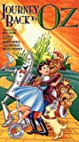 Journey Back to Oz [VHS]
