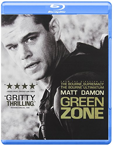 Blu-ray : Green Zone (Widescreen, Repackaged)