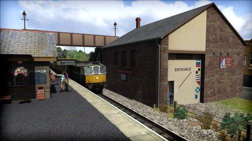 Train Simulator 2014 - West Somerset Railway Route Add-On Steam Code galerija