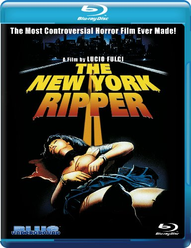 The New York Ripper - Blu-ray Review