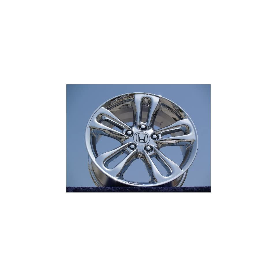 Honda Civic Si Set of 4 genuine factory 17inch chrome wheels