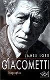 echange, troc James Lord - Giacometti