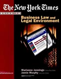 img - for The New York Times Guide to Business Law and Legal Environment (New York Times Guides) book / textbook / text book