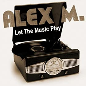 la cancion let the music play: