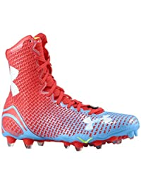 Under Armour Highlight Mc (Size 11) Red Blue