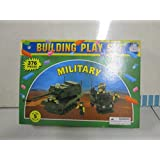 Trade Source International Military Building Play Set 376 Pcs.
