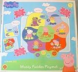 Peppa Pig Muddy Puddles Interactive Playmat