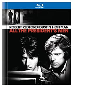 All the President's Men [Blu-ray] (Sous-titres français) [Import]