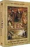 echange, troc Les Dix commandements - Édition du 50ème anniversaire - Coffret 3 DVD