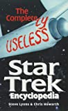 img - for The Completely Useless Star Trek Encyclopedia (Virgin) book / textbook / text book