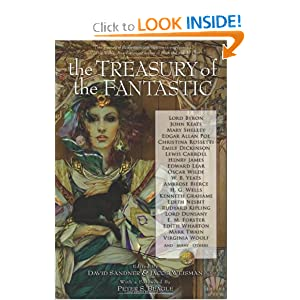 The Treasury of the Fantastic by David Sandner, Jacob Weisman and Peter S Beagle