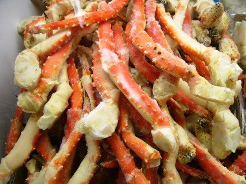 King Crab Legs Wild Caught Frozen 5 lb.