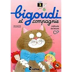 Bigoudi et compagnie, CP livret 3