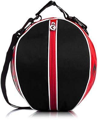 [コンバース] バスケットボールケース 1個入れ 7号球収納可 C1510097 1964 ブラックレッド