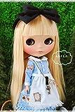Blythe ネオブライス 洋服 アリス ドレスセット 1/6ドール用サイズ ワンピース FN617