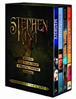 Stephen King Dvd Collector Set Misery The Dark Half Needful Things Carrie by MGM