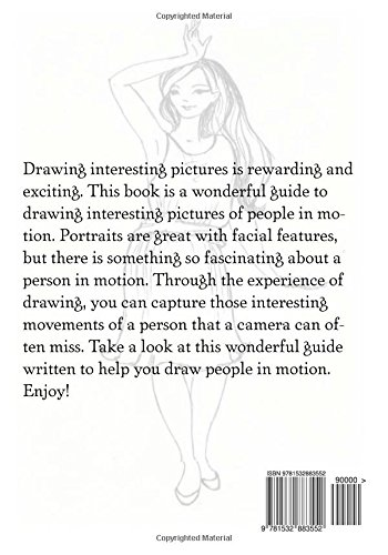 How to Draw Moving People: Step-by-step Guide on Drawing Moving People