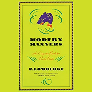 Modern Manners Audiobook