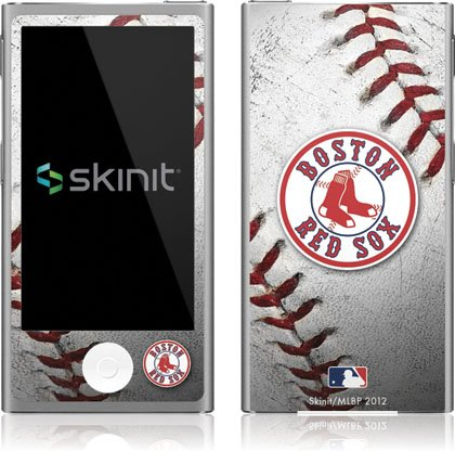 MLB - Boston Red Sox - Boston Red Sox Game Ball - Apple iPod Nano (7th Gen/2012) - Skinit Skin apple ipod nano chromatic 4g 8gb