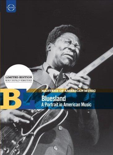 Bluesland - A Portrait in American Music [DVD] [2010]