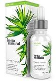 InstaNatural Vitamin C Serum - Bestes flüssiges Antialterungs-Serum fürs Gesicht