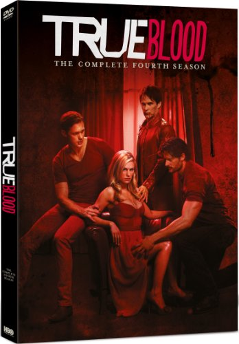 True Blood - Season 4 (HBO) [DVD]