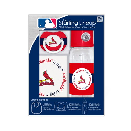 Mlb St. Louis Cardinals Gift Set front-1029053