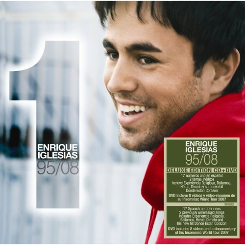 Enrique Iglesias - 95/08 Exitos [CD/DVD] - Zortam Music