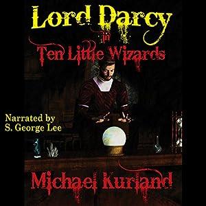 Ten Little Wizards Audiobook