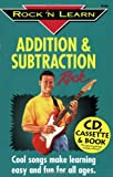 Addition & Subtraction Rock [With Book(s)] (Rock 'n Learn)