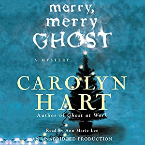 Merry, Merry Ghost Audiobook