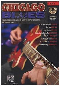 Chicago Blues - Guitar Play-Along DVD Vol. 4