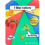 I Like Colors (I Like...Reading Book 6) ~ Ed Ping