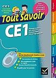 echange, troc Dominique Marchand, André Mul, Ambroise Feuillet, Christiane Feuillet, Marc Antoine, Richard Minguez, Corinne Touati - Tout savoir CE1