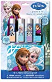 Frozen Lip Balm with Collectible Tin, Fruit Punch/Raspberry, 5 Count