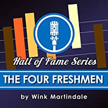 The Four Freshmen Radio/TV Program by Wink Martindale Narrated by Wink Martindale