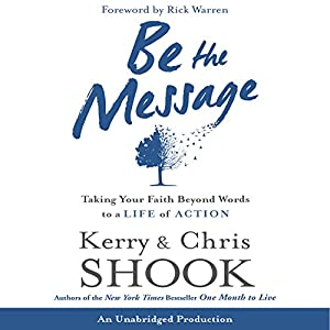 Be the Message Audiobook