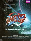 Blakes 7 (Complete Series 1-4) - 17-DVD Box Set ( Blakes Seven ) [ NON-USA FORMAT, PAL, Reg.2 Import - Netherlands ]