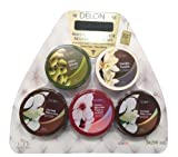 Delon+ Body Moisturizing Butter 5 Pack Sealed Gluten Free
