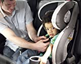 Evenflo-Securekid-DLX-Booster-Car-Seat-Grayson