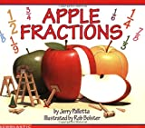 Apple Fractions (0439389011) by Pallotta, Jerry