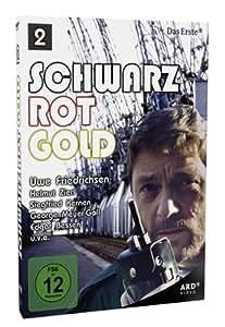 Schwarz Rot Gold - Folge 07-12 [4 DVDs]