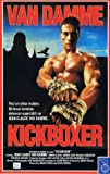 KICKBOXER - JEAN CLAUDE VAN DAMME - NORWEGIAN MOVIE FILM WALL POSTER - 30CM X 43CM