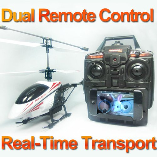 Remote Control Helicopter With Camera Iphone 2014 NEW iphone Androi...