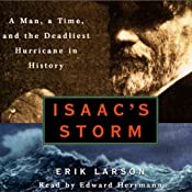 Isaac's Storm | [Erik Larson]