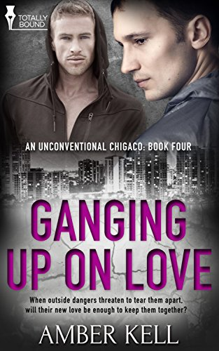 Amber Kell - Ganging up on Love