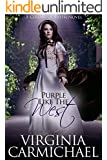 Purple Like the West: A Historical Christian Romance (Colors of Faith Book 2) (English Edition)