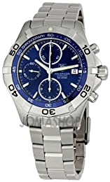 TAG Heuer Men s CAF2112 BA0809 2000 Aquaracer Automatic Chronograph Watch