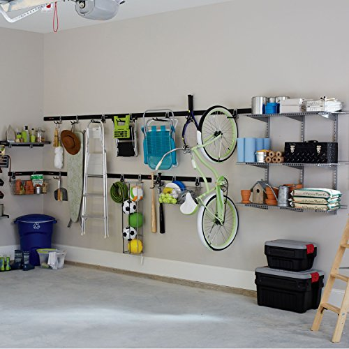 rubbermaid garage organization ideas - Rubbermaid FastTrack Garage Storage System Hose Hook